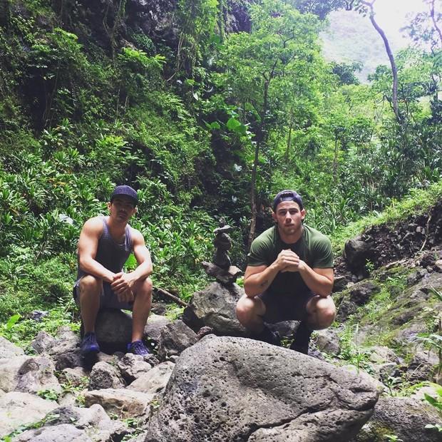 Joe e Nick Jonas (Foto: Instagram / Reprodução)