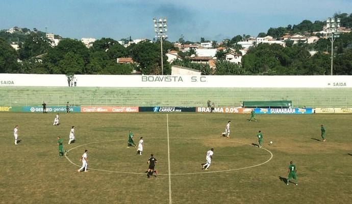 boavista x friburguense, carioca (Foto: Alexandre Vaz)