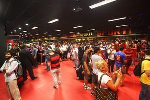 0fe701c89 Sport inauguração loja (Foto  Williams Aguiar   Sport Club do Recife)