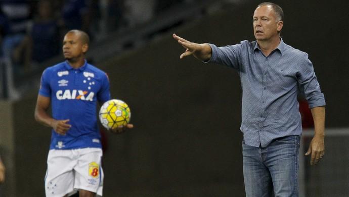 Mano Menezes, Cruzeiro (Foto: Washington Alves/Light Press)