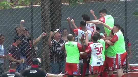 Pilar, Vila Borges e Três Lagoas saem na frente nas quartas do Amadorzão