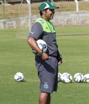 Robson Gomes - preparador físico Goiás (Foto: Rosiron Rodrigues / Goiás E.C.)