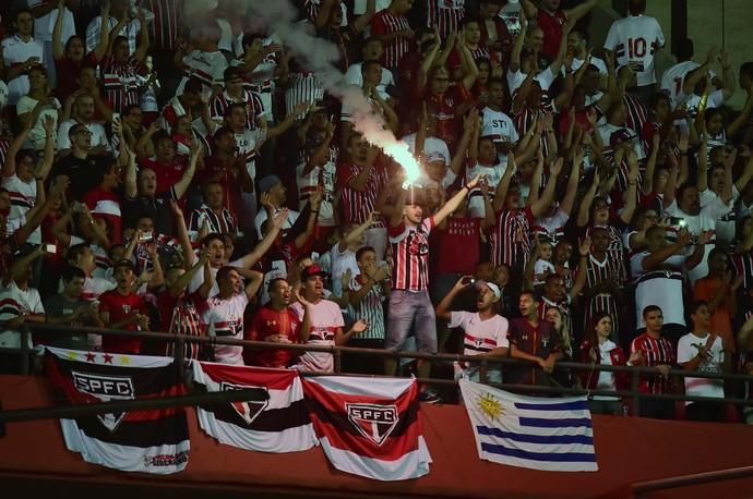 São Paulo já vende 15 mil ingressos contra a Chapecoense