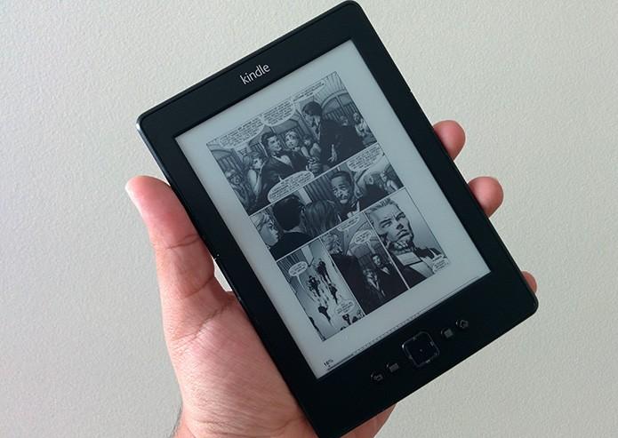 Aprenda a converter e importar quadrinhos para o Kindle (Foto: Paulo Alves/TechTudo)