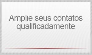 Amplie seus contatos qualificadamente (Foto: G1)
