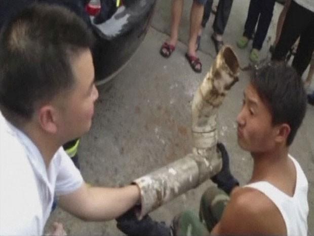 Polícia investiga o caso como tentativa de homicídio (Foto: Reuters)