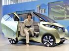 Nissan apresenta o elétrico Pivo 3 no Japão