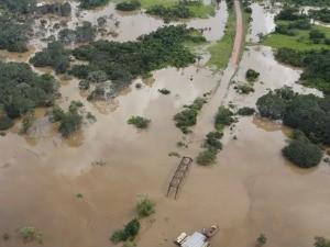 Ponte Rio Araras (Foto: Departamento de Comunicação 17ª Brigada)