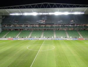 estádio Independência jogo (Foto: Leonardo Simonini)
