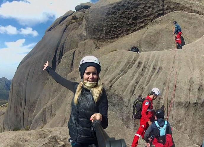 'Plugue' reexibiu aventura no Pico das Agulhas Negras (Foto: Plugue)