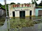 Afetados pela cheia em três cidades do AM recebem ajuda humanitária
