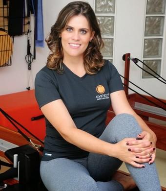 Roberta Bueno fisioterapeuta (Foto: Divulgação/Arquivo Pessoal)
