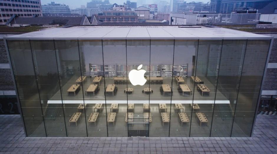 Loja da Apple: em breve, empresa poderá ter concessionárias (Foto: Reprodução )