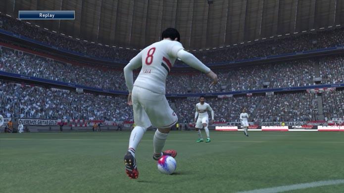 PES 2015: como editar os atletas do game (Foto: Reprodução/Murilo Molina)