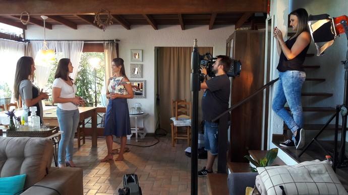 'Mistura' foi especial sobre as mulheres (Foto: Lívia Andrade/RBS TV)