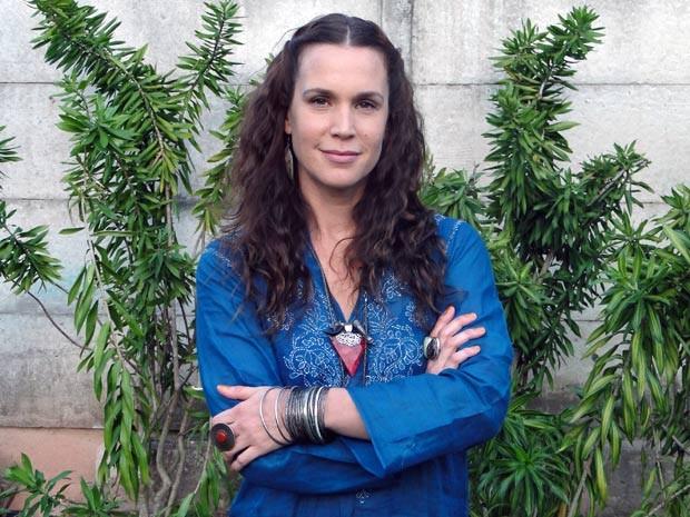 Além de amigos, atriz se inspirou em pessoas públicas para compor a personagem (Foto: Malhação / TV Globo)