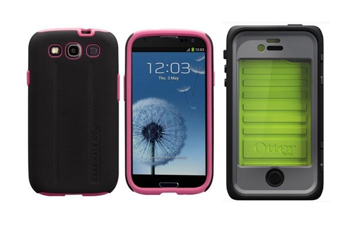 Capa resistentes para celulares pode ser uma boa opção para quem não quer quebrar aparelhos (Foto: Divulgação/Otterbox)