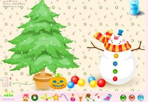 Enfeitar a Árvore de Natal