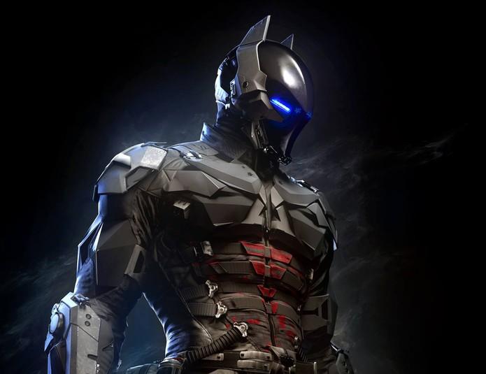 Batman Arkham Knight novo vilão do game (Foto: Divulgação)