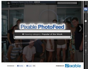 pixable photofeed