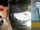 Quadrilhas explodem caixas no RN; base e carro da PM são metralhados