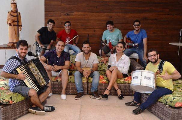 Os Gonzagas participam do Combinado desse sábado, 18 (Foto: Divulgação / TV Sergipe)