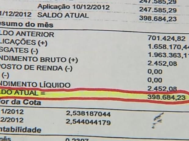 Documentos foram falsificados, diz prefeitura (Foto: Reprodução/TV TEM)