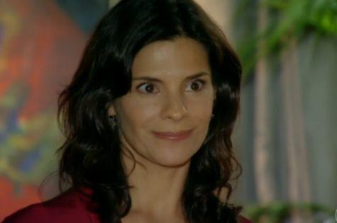 Helena Ranaldi, a Verônica de 'Em família' (Foto: Reprodução)