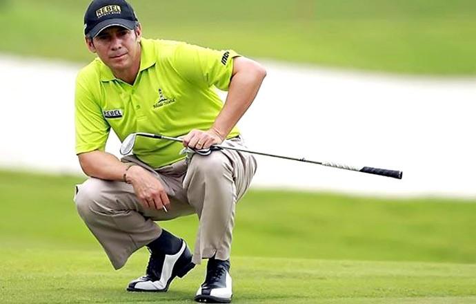 Adilson Silva golfista brasileiro (Foto: Divulgação / Facebook Oficial)