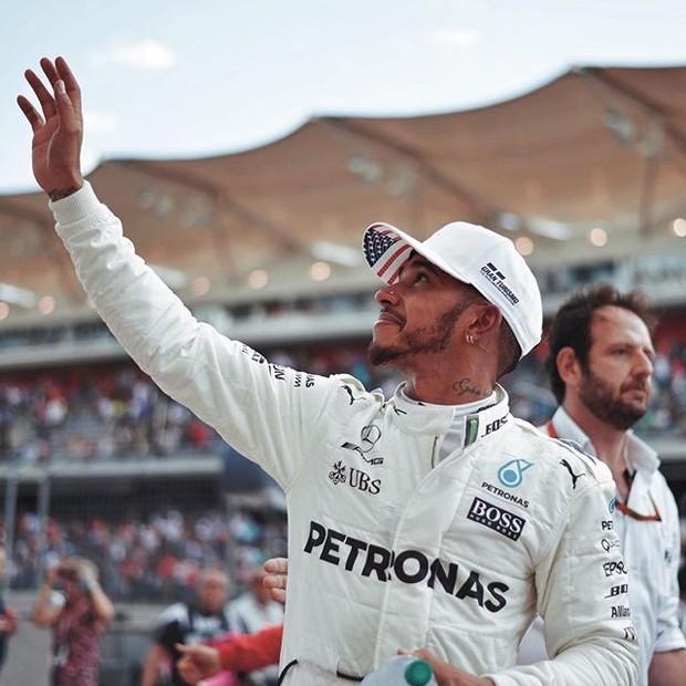 Lewis Hamilton (Foto: reprodução/instagram)