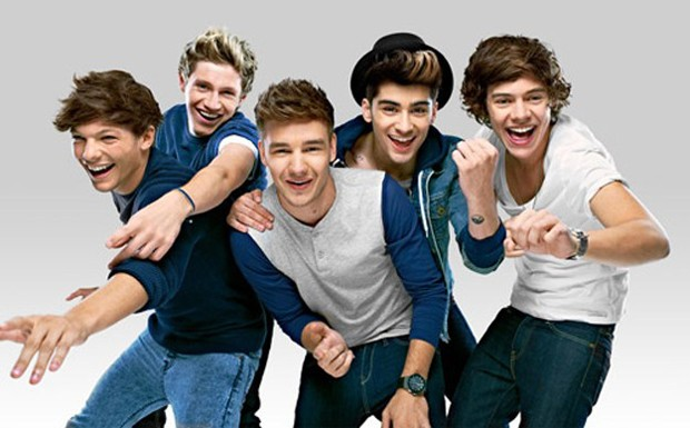 one direction (Foto: Divulgao)