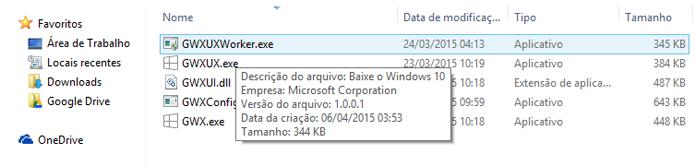 Arquivo vai avisar quando Windows 10 puder ser baixado (Foto: Reprodução/Windows)