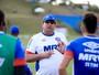 """Com time desfalcado contra o Vasco, Guto afirma: """"Tem que ter grupo"""""""