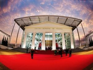Cerimônia de abertura do V Paulinia Film Festival (Foto: Du Amorim/ Divulgação Paulinia Film Festival)