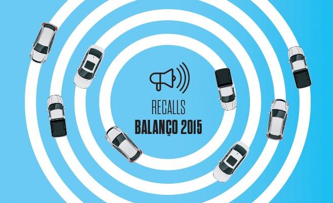 Abre especial recalls - balanço de 2015 (Foto: Autoesporte)