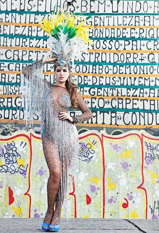 ENSAIO RAINHAS DE BATERIA - Rayanne Morais (galeria) (Foto: Marcos Serra Lima / EGO)