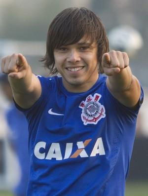 Romero Corinthians (Foto: Daniel Augusto Jr / Agência Corinthians)