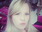 Ex-BBB Paulinha muda visual e fica loiríssima em fase mais magra