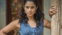 Lucy Alves fala ao Gshow sobre sucesso da personagem Luzia (Caiuá Franco/ Globo)