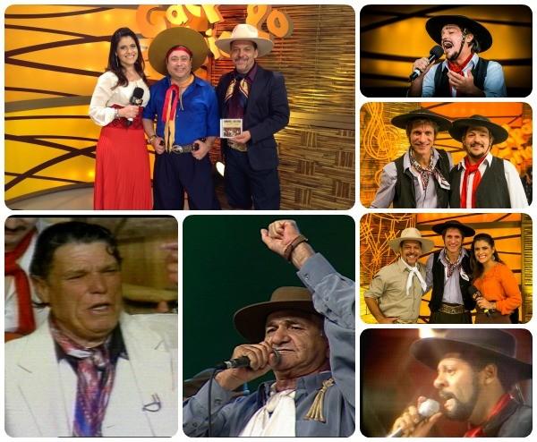Confira apresentações marcantes e reinterpretações (Foto: Arquivo Galpão Crioulo/Reprodução RBS TV)