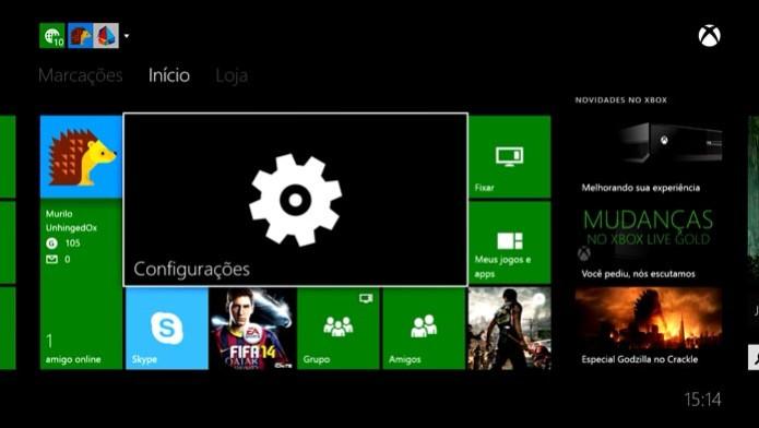 Xbox One: como configurar uma senha de segurança no console (Foto: Reprodução/Murilo Molina) (Foto: Xbox One: como configurar uma senha de segurança no console (Foto: Reprodução/Murilo Molina))