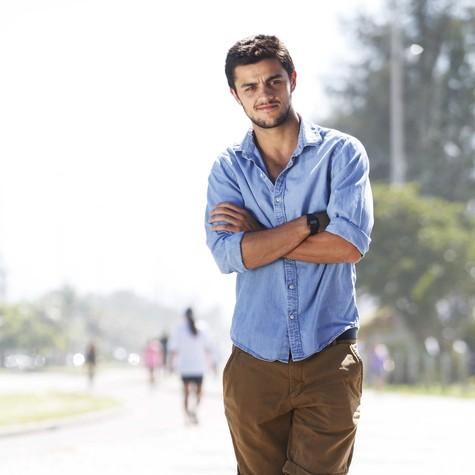 Felipe Simas (Foto: Ana Branco)
