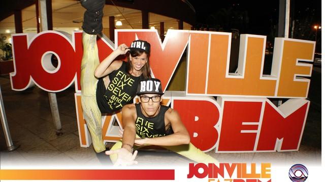 Festival de Dança vai até sábado em Joinville (Foto: RBS TV/Divulgação)