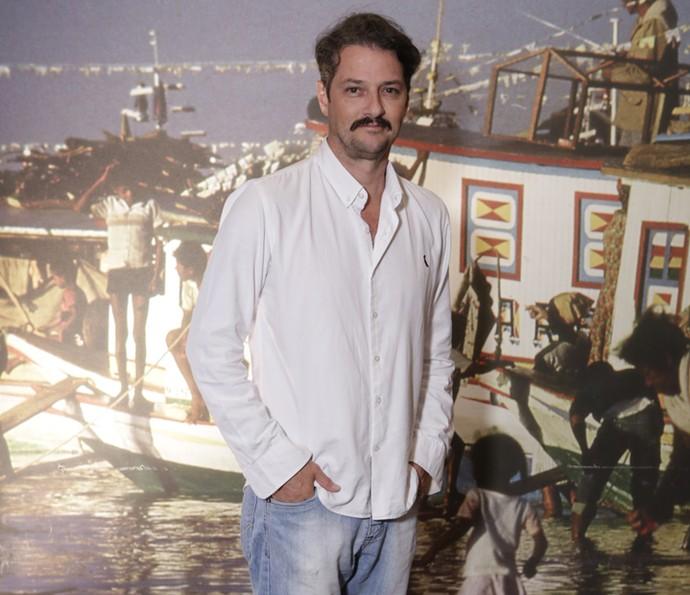 Marcelo Serrado será Carlos Eduardo  (Foto: Felipe Monteiro/Gshow)
