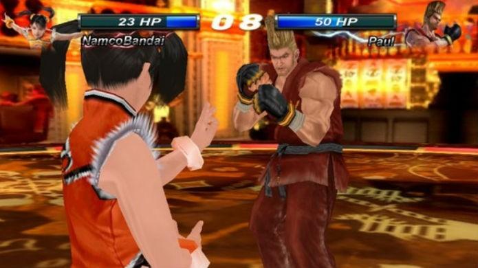 Séries famosas com jogos de cartas: Tekken Card Tournament (Foto: Divulgação/Bandai Namco)