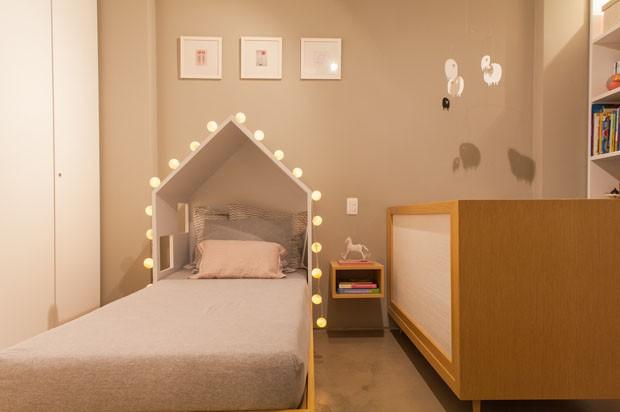 Projeto aposta na integração dos ambientes para reunir a família (Foto: divulgação)