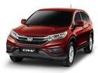 Honda CR-V 2015 ganha versão LX por R$ 115.100