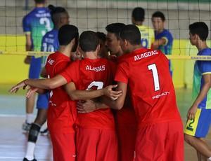 Vôlei Sub-20 em Alagoas (Foto: Gilvan Moreira e Thiago Parmalat/CBV)