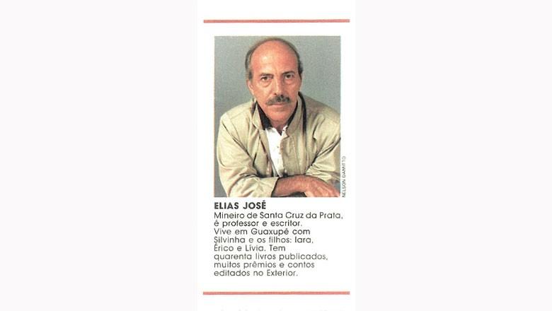 Elias José (Foto: Editora Globo)