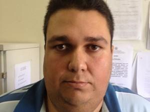 Emerson Tardeli é um dos assaltantes mais procurados do estado, segundo delegado do caso (Foto: Divulgação/SDS)